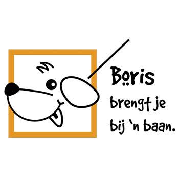 Boris brengt je bij 'n baan